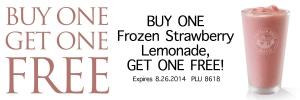 frozen coupon